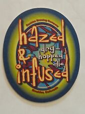 Coaster    BOULDER BEER COMPANY Hazed & Infused Ale ~ Wind Free Beer for a Year!