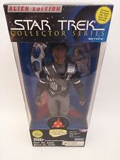 Star Trek TNG Worf in Ritual Klingon Attire  Action Figure Playmates 6286
