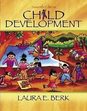 Child Development (Book Alone) (7th Edition) Berk, Laura E. Hardcover