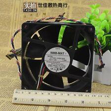 NMB MAT 4715KL-04W-B56 4Pin 12V 1.30A PWM Fan Dell #M2109 QL