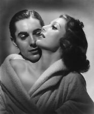 Tyrone Power and Loretta Young UNSIGNED photo - D1629 - Love is News
