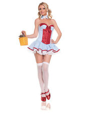 Starline Dorothy Wizard of Oz Fairy Tale Sexy Womens Costume XL 14 New