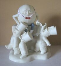 "Snowbabies 2004 ""High Five For Humpty Dumpty"" Guest Collection Figurine Retired"
