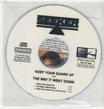 (ET555) Seeker, Keep Your Guard Up - 2007 DJ CD