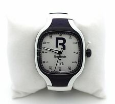 Reebok Blade Blue White Silicone Strap Analog Watch RC-BL1-U3-PNIW-WN