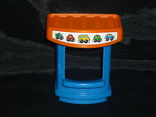 Fisher Price Little People Train Tracks Vehicle Ticket Booth Replacement