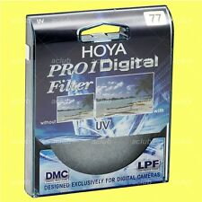 Genuine Hoya 77mm Pro1 D Pro 1 Digital UV Filter Pro1D Pro 1D DMC Multi Coated