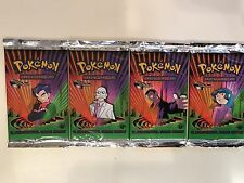 Pokemon 1st edition Gym Challenge Booster Pack - Factory Sealed!!..One Pack