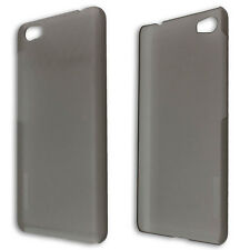 Tasche für Vernee Mars Backcover schwarz-transparent Handytasche Bumper Hülle Ta