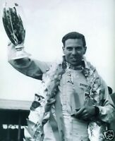 Jim Clark F1 Legend 10x8 Photo