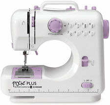 NEW IN SEALED BOX SINGER PIXIE PLUS CRAFT SEWING MACHINE with FOOT PEDAL BNIB