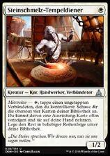 4 Stoneforge Acolyte / Steinschmelz-Tempeldiener (mint, Eid der Wächter deutsch)