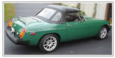 MGB ROADSTER CONVERTIBLE TOP 1971 TO 1980