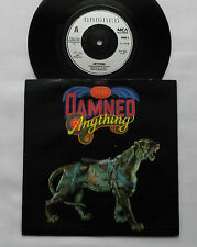"DAMNED Anything/The year of the jackal UK Orig 7"" 45 MCA Records GRIM 5(1986) EX"
