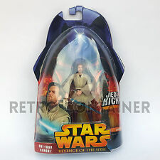 STAR WARS Kenner Hasbro Action Figure - EP III ROTS - Obi-Wan Kenobi