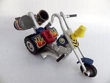 Véhicule GALOOB 1993 Biker mice les sourris de l'espace Cycle moto 20 cm toys