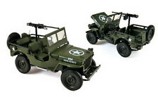 Jeep Willys military 1942 1:18 Norev