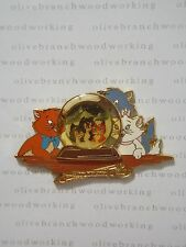 Disney Journey Through Time ARISTOCATS Marie Toulouse Berlioz Artist Choice Pin
