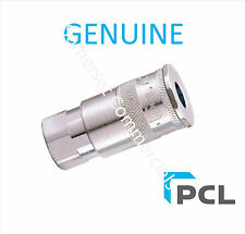 "Genuine PCL Vertex Air Line Hose Coupling Connector 3/8"" BSP Female"