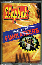 Fast Food Funkateers by Slapbak (Cassette,) BRAND NEW FACTORY SEALED