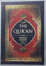 THE HOLY QURAN, translation by  Abdullah Yusuf Ali - PAPERBACK 6.25in X 4.25 in