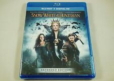 Snow White and the Huntsman Blu-ray & Digital HD Extended Edition