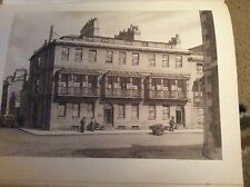 E2-1 Ephemera 1948 Picture 8x6 Inch Approx 35 beaumont street oxford