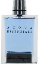 Acqua Essenziale by Salvatore Ferragamo for Men EDT Cologne Spray 3.4 oz.-UB NEW