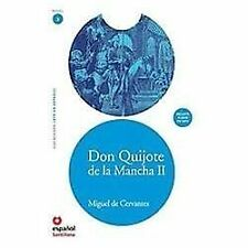 Don Quijote de la Mancha II + CD (Leer En Espanol: Nivel 3 / Read in Spanish: Le