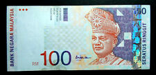 Rm100 Malaysia note (A.Abul Hassan) # 538