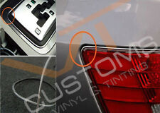 CHROME STYLING STRIP TRIM CAR VAN 4MM x 5M FREE POSTAGE