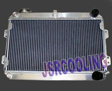 3 ROW Aluminum Performance Radiator for 1979-1985 Mazda RX-7 RX7 MT SA/FB New