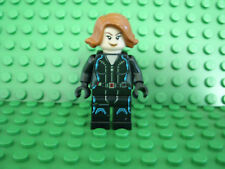 NEW Lego Black Widow minifig   Marvel Super Heroes