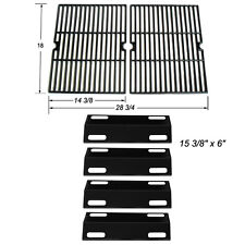 Ducane 4100 & Affinity 4200,4400 Gas Grill Replacement Heat Plates,Cooking Grid