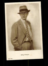 Willy Fritsch Ross Verlag Postkarte ## BC 52906