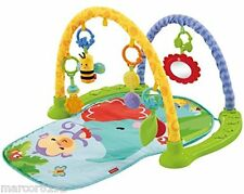 Fisher-Price Link 'n Play Musical Gym 3 Stages of Play 5 toys Included New