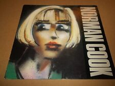 """NORMAN COOK ft BILLY BRAGG """" WON'T TALK ABOUT IT """" 7"""" SINGLE EX/EX 1989"""