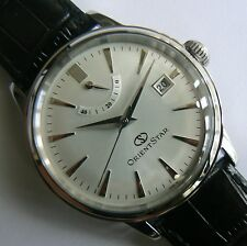 ORIENT STAR. Classic. SAF02004W0. (SEL05004W). Power Reserve. Automatic. New!