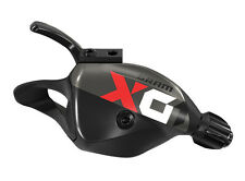 SRAM X01 Eagle 12 speed Rear MTB Mountain Bike Trigger Shifter - Black/Red