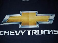 Chevrolet Trucks Bowtie T-Shirt Small - Silverado, Blazer, C-10, S-10, SS  NEW