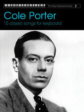 Easy Keyboard Library Cole Porter BEGINNER Learn to Play Piano FABER Music BOOK