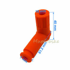 Orange Spark Plug Cap For Pit Dirt Bikes ATV Quad Buggy Go Kart Moped Scooters