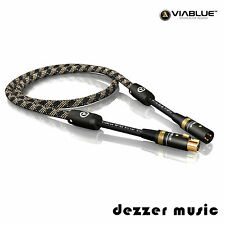 ViaBlue 15m Digital-XLR-Kabel NF-S2 Silver / AES/EBU 110 Ohm / 15,00…High End