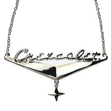 retro-a-go-go GM™ Chevrolet Star Detroit Chrome Necklace Retro Vintage Hot Rod *
