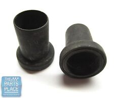 1969-81 Pontiac Water Pump Divider Bushings - Pair