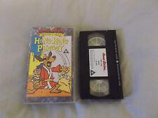Hanna Barbera Golden Classics Hong Kong Phooey VHS VIDEO TAPE childrens cartoon