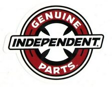 Independent Trucks Genuine Parts Skateboard Sticker skate snow surf board bmx