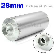 28mm Motorcycle Pitbike Dirt Bike Exhaust Decorate Pipe 50cc 110cc 125cc 140cc