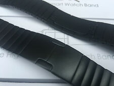 Quality Black Bracelet Butterfly Watch Strap For Apple Watch Series 1 2 42mm
