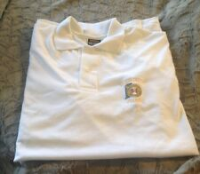New/Never Worn - Mens White Polo Shirt Merrillville Police Department - Size XL